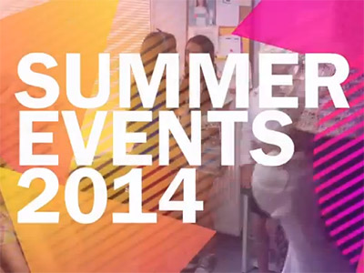 Summer Events 2014